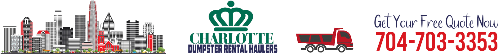 Charlotte Dumpster Rental Haulers